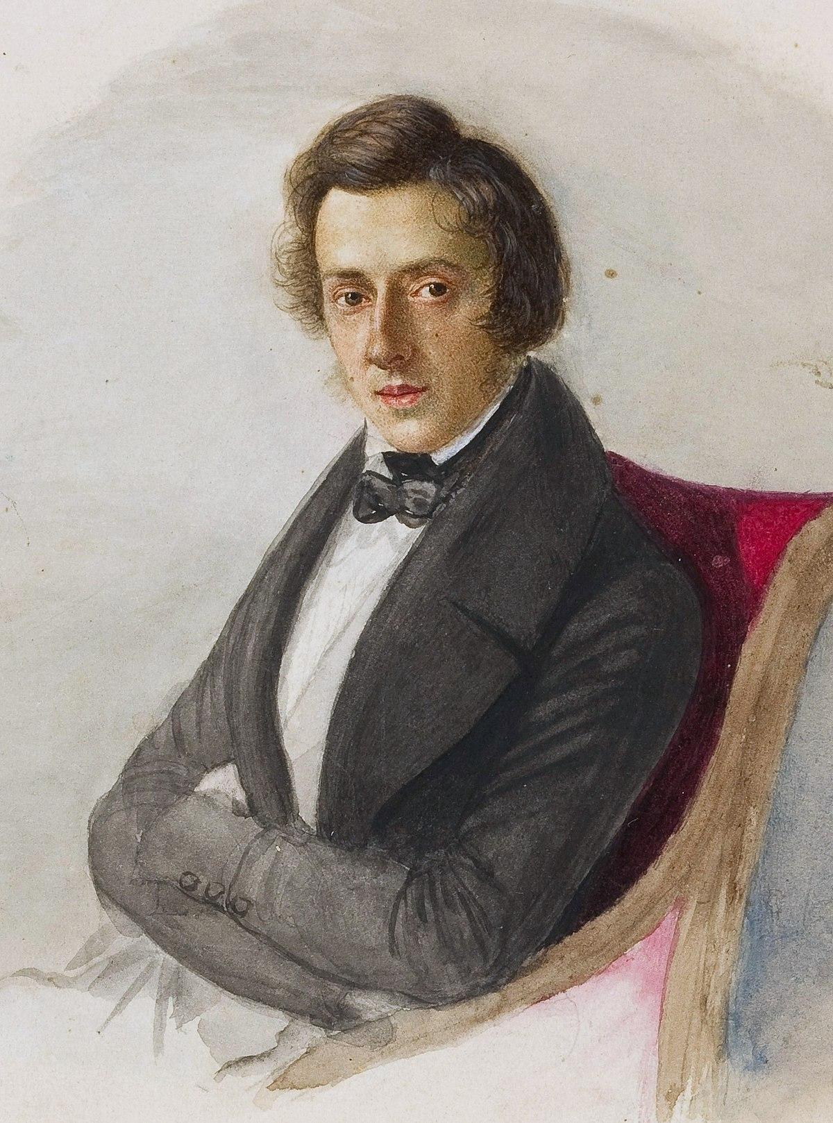 زندگی نامه فردریک فرانسوا شوپن